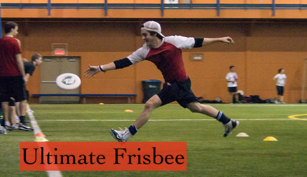 Ultimate Frisbee MOS