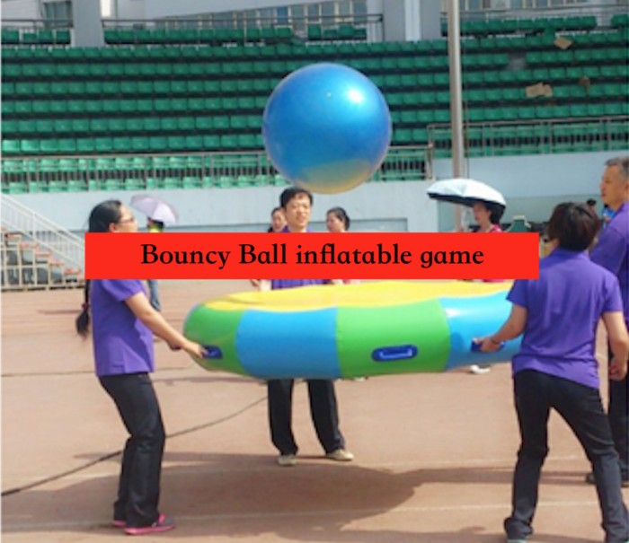 Bouncy Ball inflatable