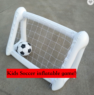 Kids Soccer inflatable