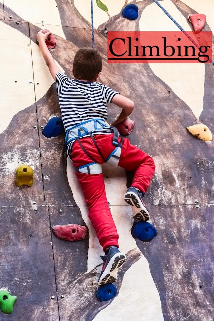 climbing MOS