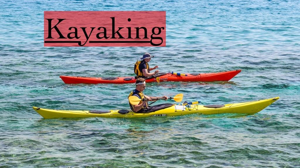 kayaking canoeing MOS