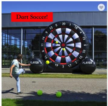 Dart Soccer